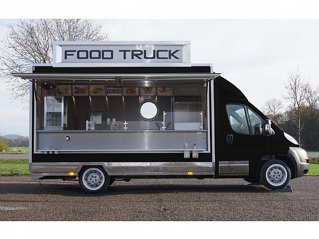 Ongebruikt Food truck kopen, huren of onderhouden hoe begin je er aan. TT-57
