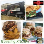 Food truck Traveling Kitchen