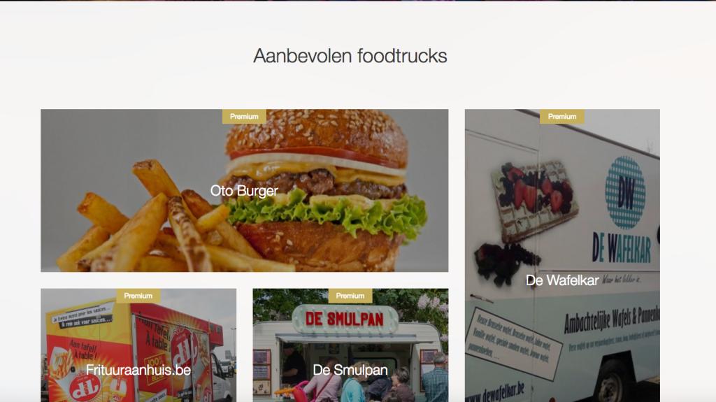 Aanbevolen food trucks Foodtruckbestellen.be