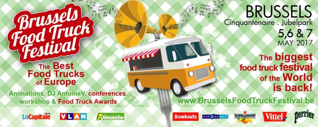 Brussel Foodtruck Festival