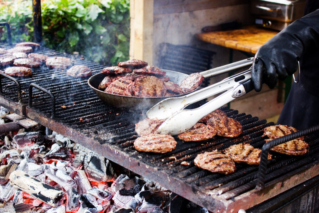 BBQ foodtrucks - Oerburgerbus