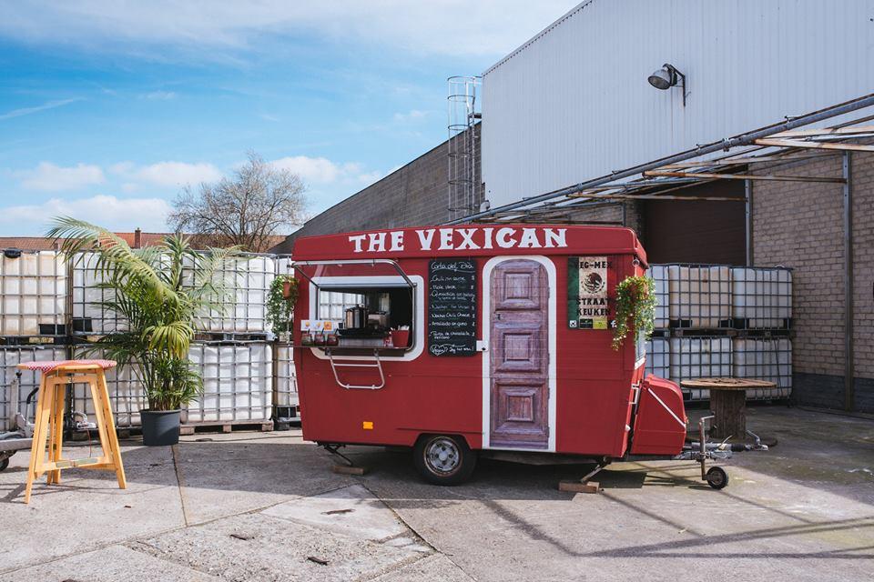 vegetarische foodtrucks vexican