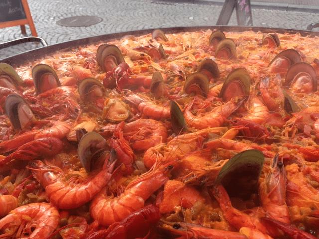 foodtrucks met vis