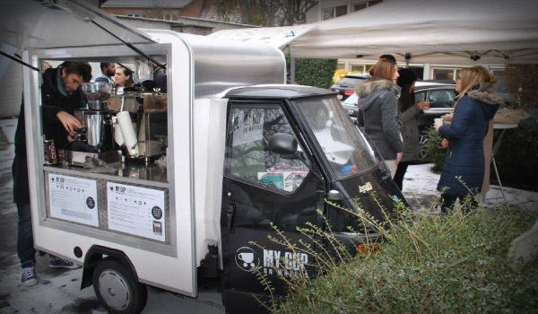 foodtrucks met super originele namen - My cup on wheels
