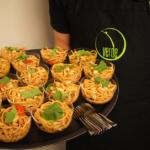 Heerlijke pasta's op je huwelijk