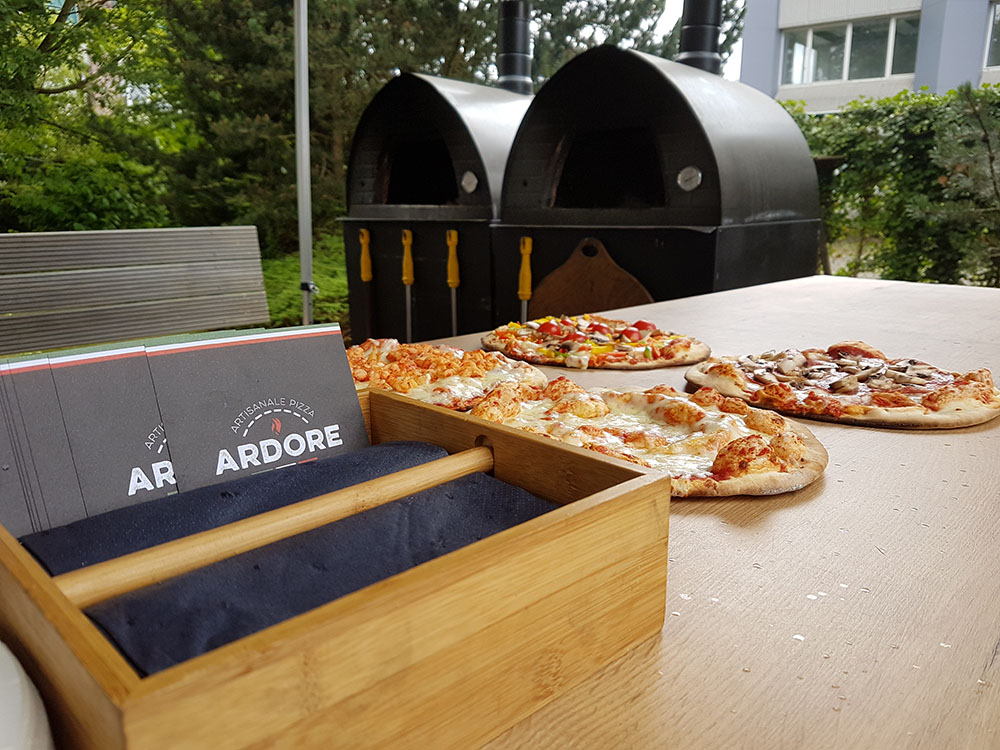 Ardore pizza foodtruck