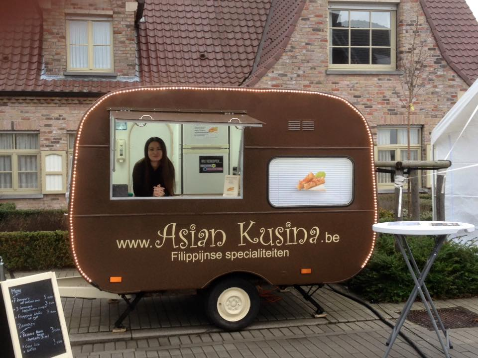Asian Kusina Foodtruck op Foodtruckbestellen.be
