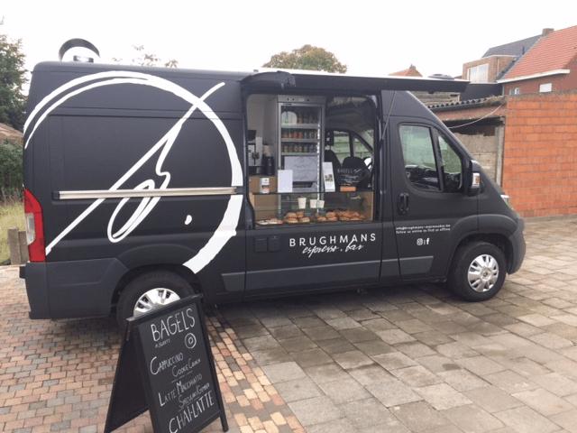 Brughmans espressobar op Foodtruckbestellen.be