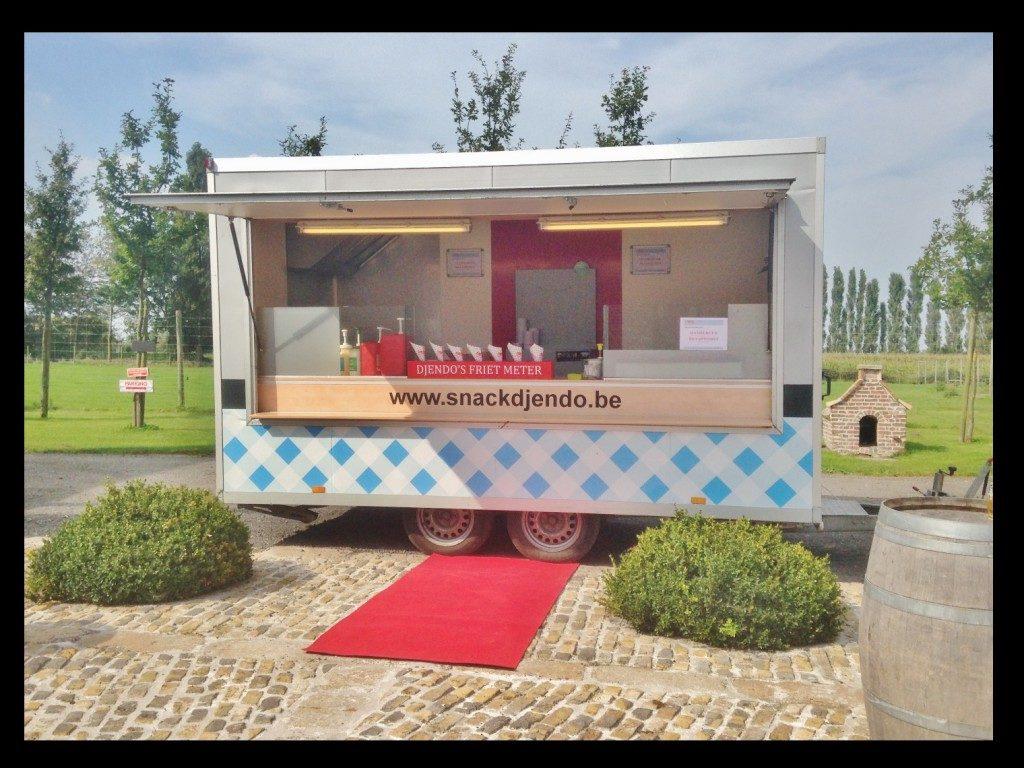 Snack Djendo Foodtruck op Foodtruckbestellen.be