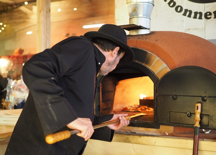 Pizza foodtruck Groose streetfood