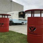 foodtruck met vis truck