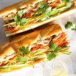 foodtruck met vis broodje