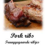 foodtruck met bbq porc