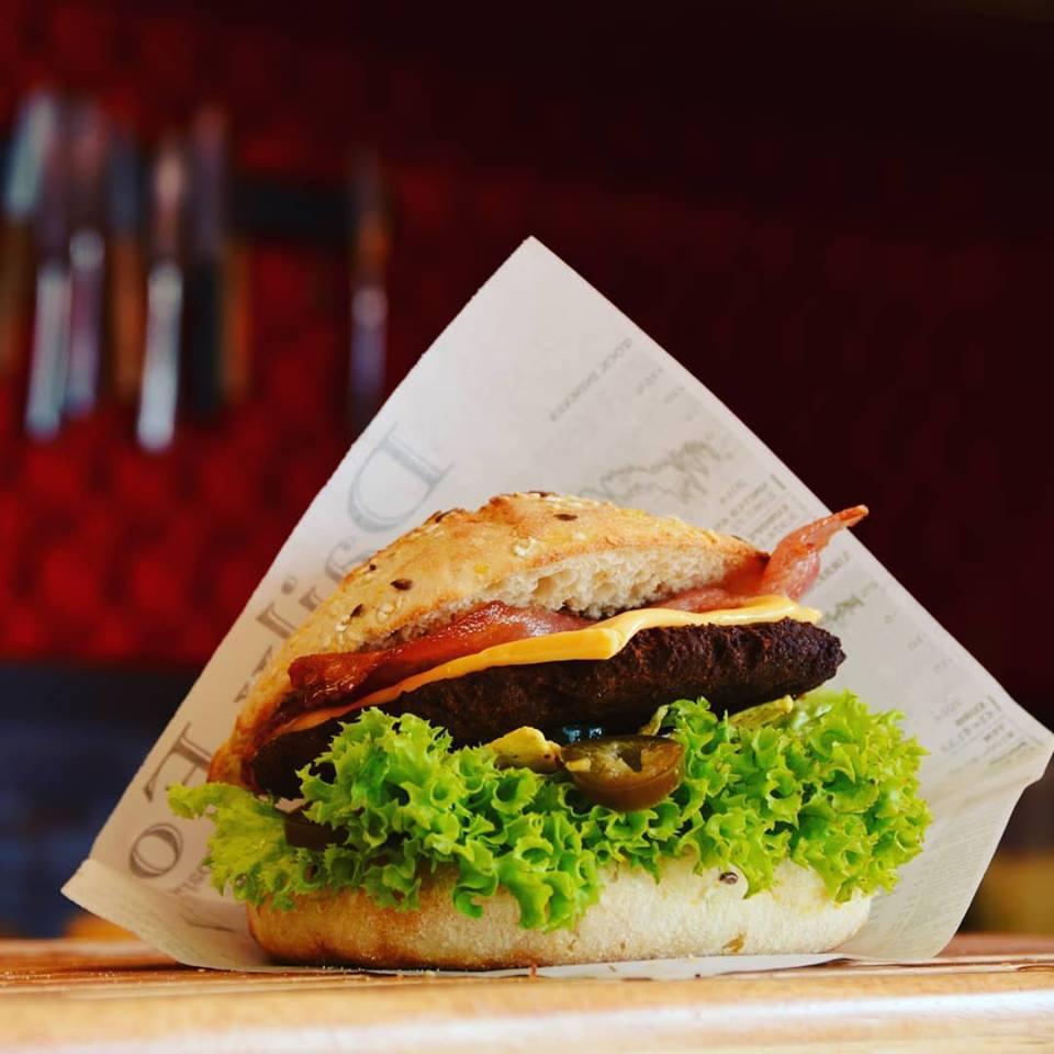 Delicious Burgers Foodtruck